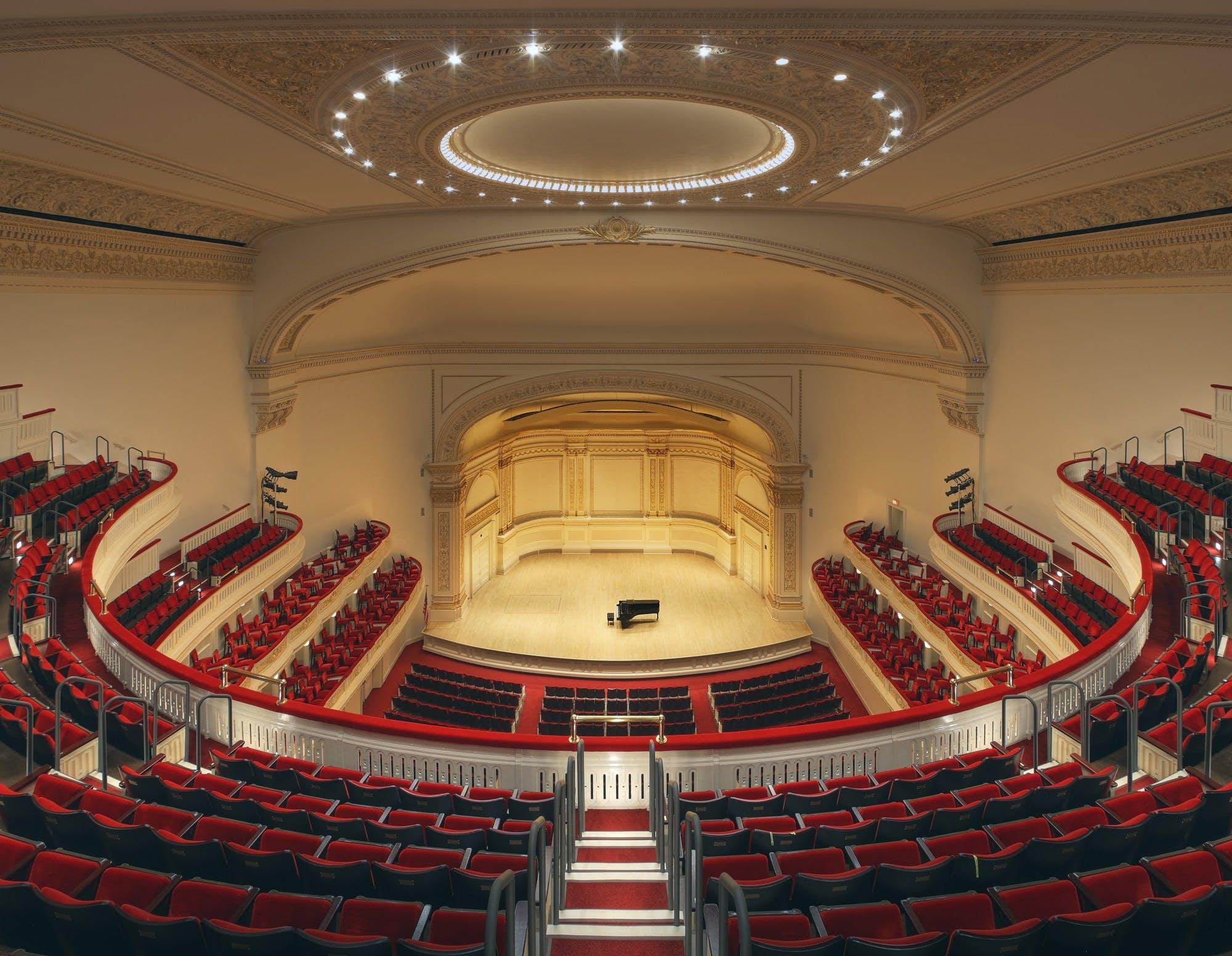 carnegie hall seating chart - Heart.impulsar.co