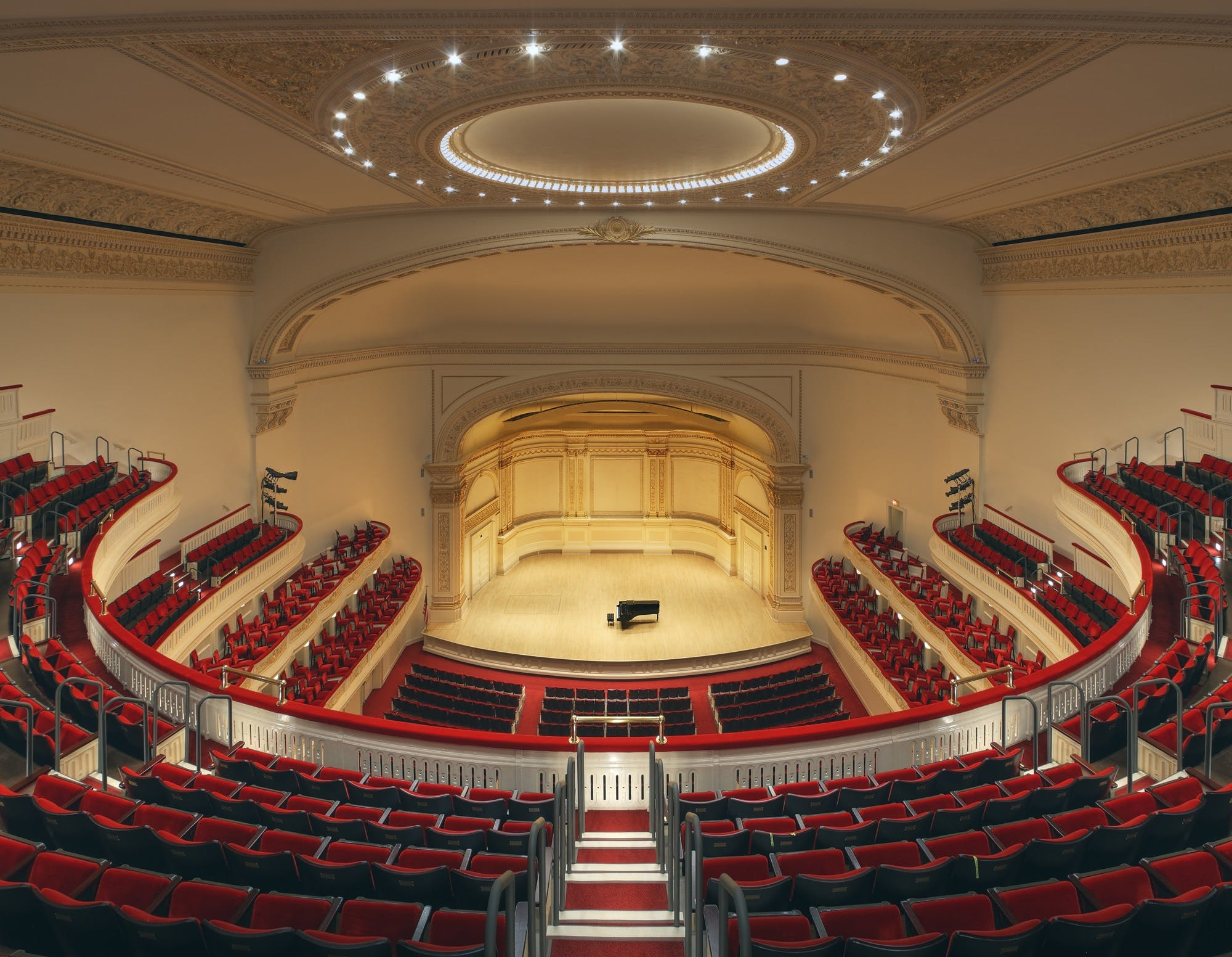 Isaac stern auditorium ronald o perelman stage carnegie hall
