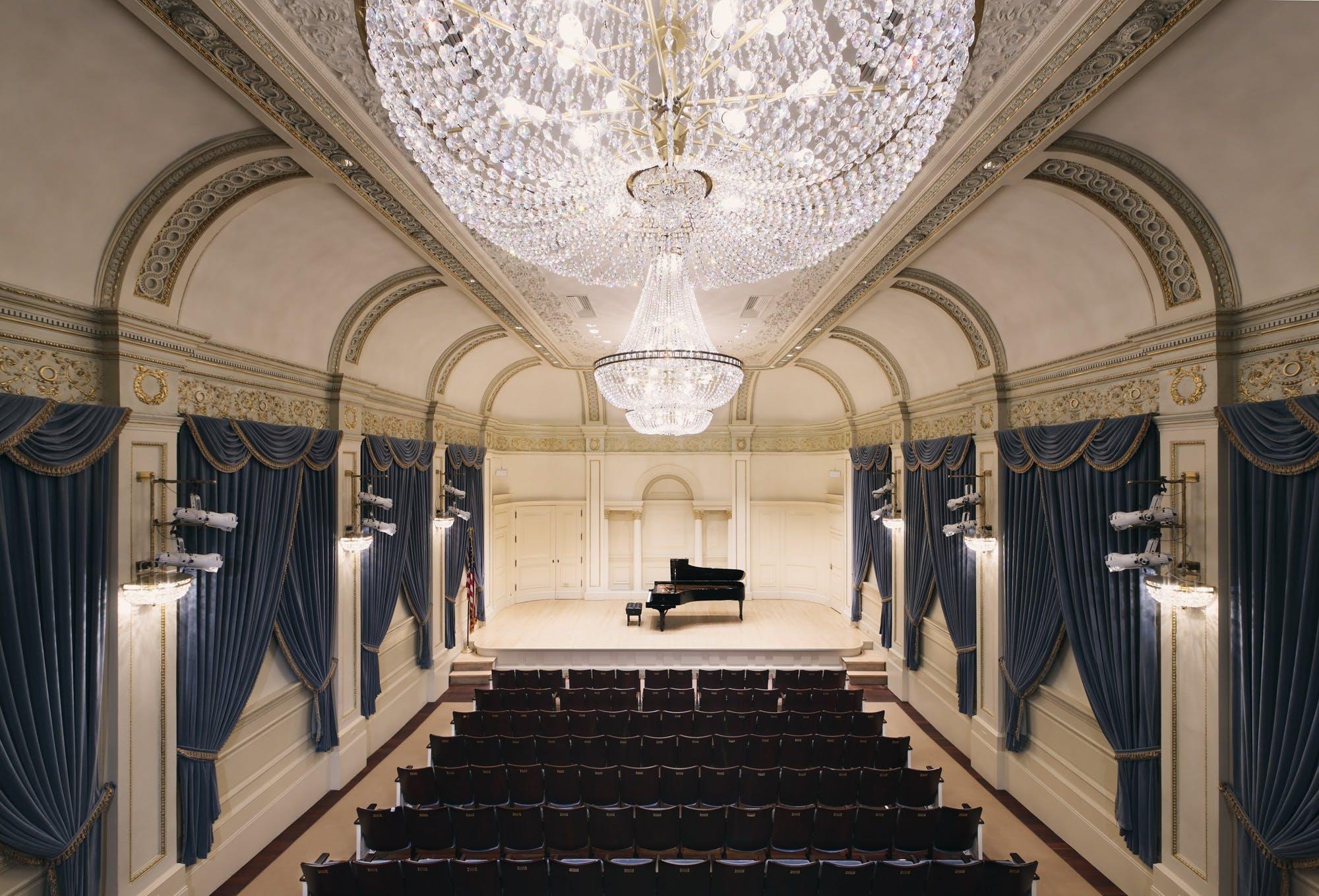 joan and sanford i. weill recital hall | carnegie hall
