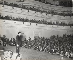 Frank Sinatra at Carnegie Hall