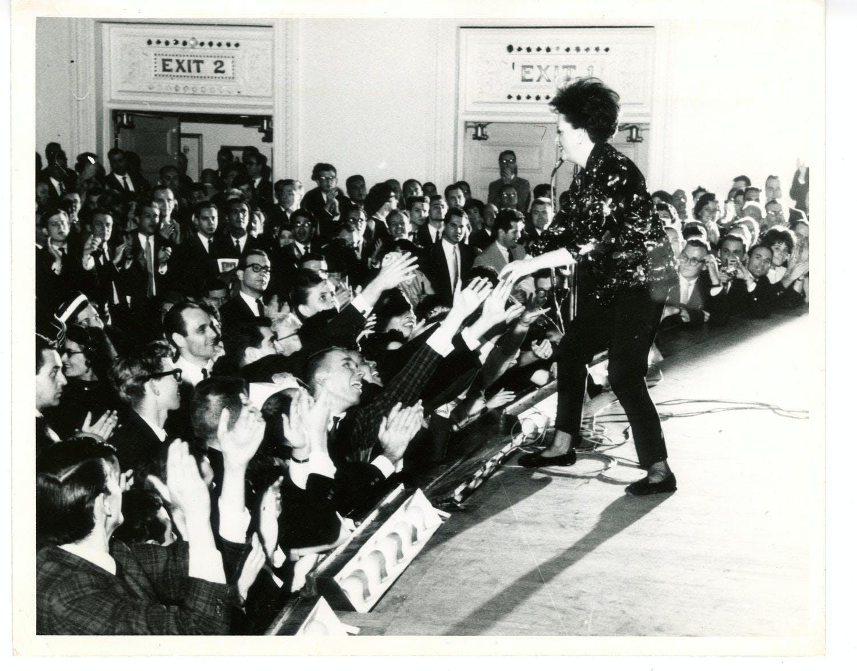 Judy Garland Carnegie Hall