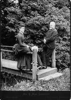 Louise and Andrew Carnegie, 1887