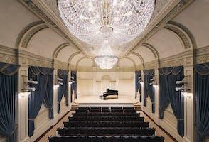 Weill Recital Hall Interior