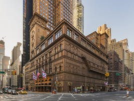 Carnegie Hall Exterior – Day