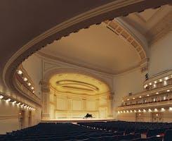 Stern Auditorium / Perelman Stage