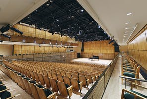 Zankel Hall Interior
