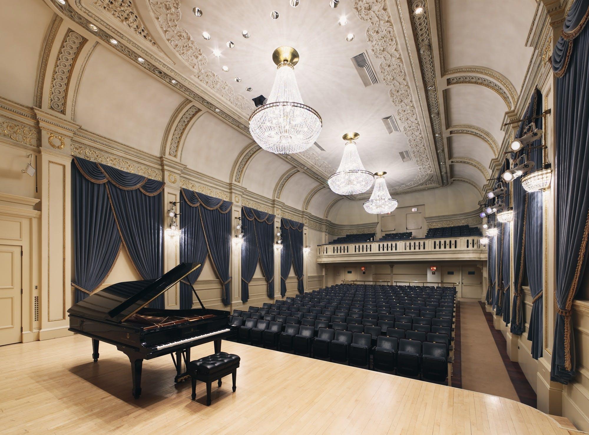 weill recital hall rentals | carnegie hall