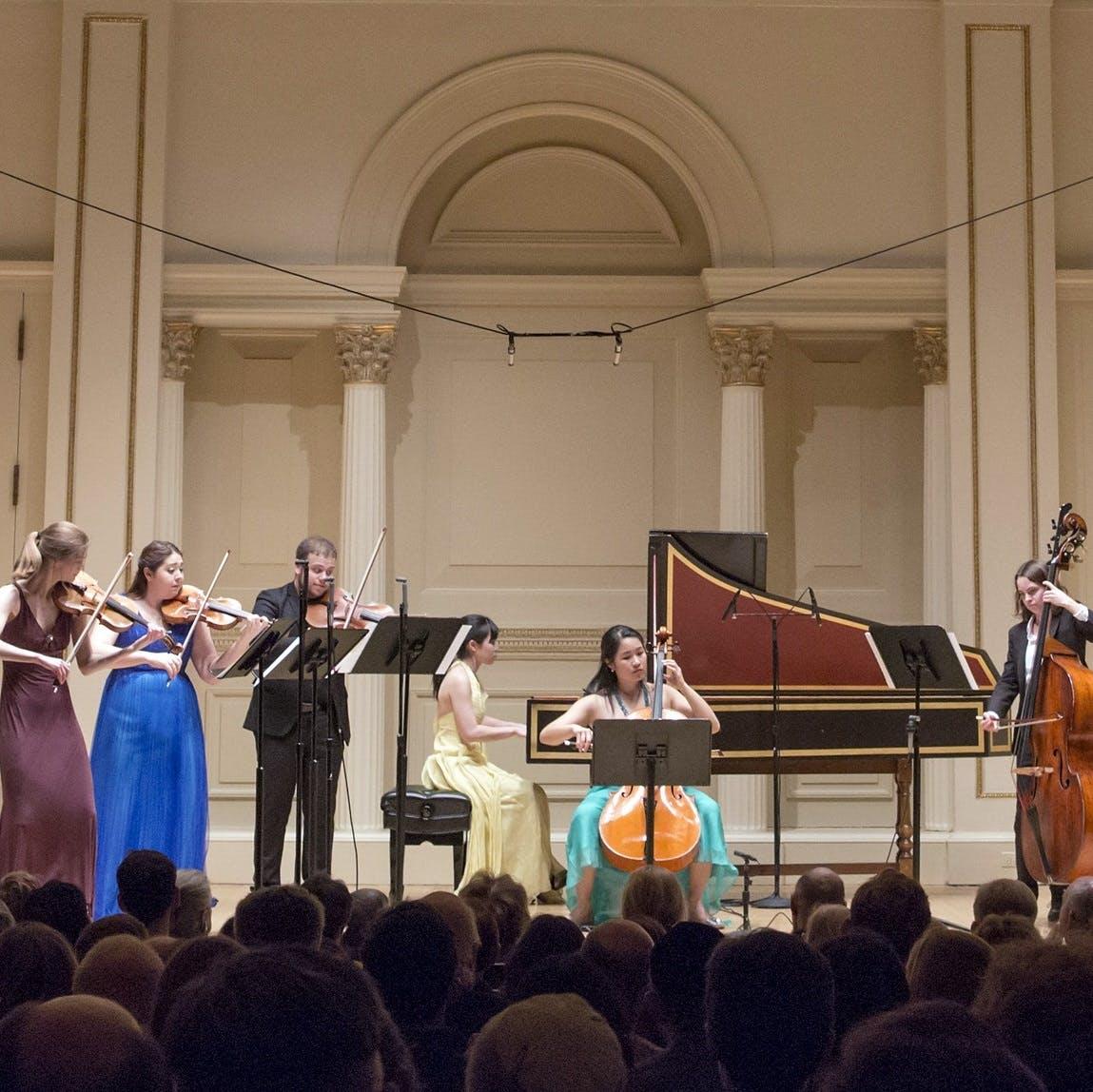 IMPORT Ensemble Connect; ·· Tomer Gewirtzman, Piano, at Carnegie Hall