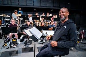 NYO Jazz Artistic Director Sean Jones
