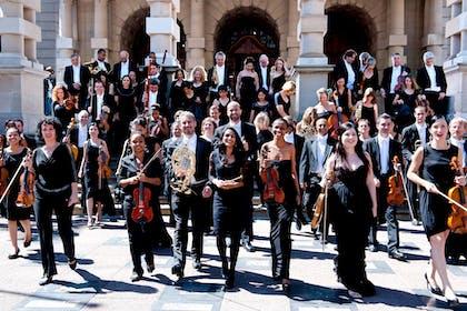 The KwaZulu-Natal Philharmonic Orchestra