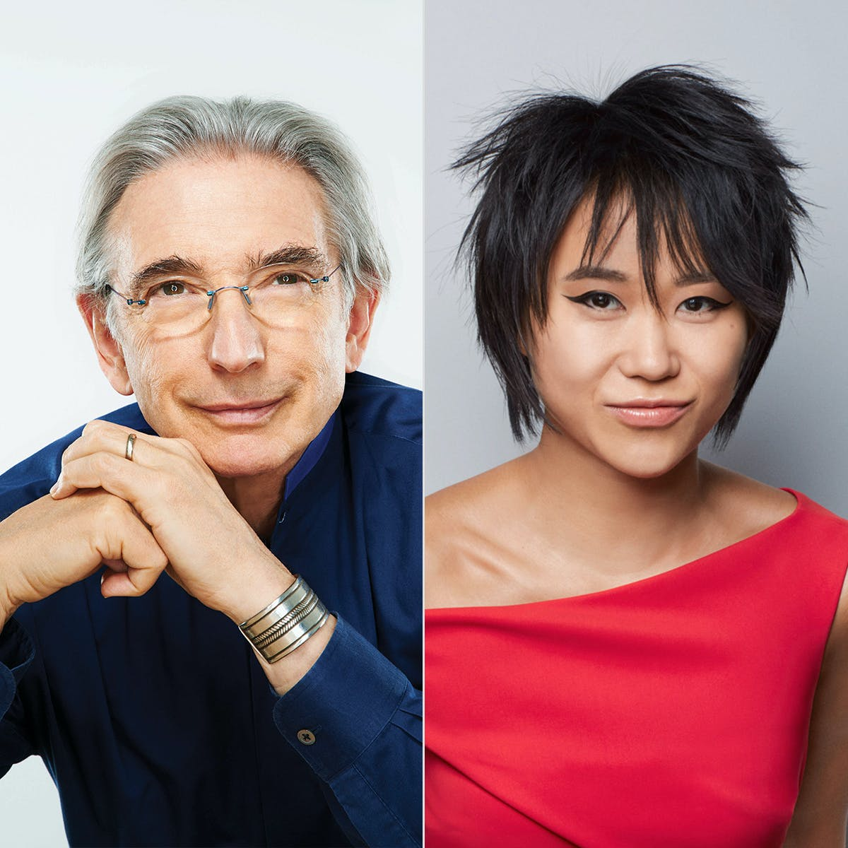 Michael Tilson Thomas, Yuja Wang
