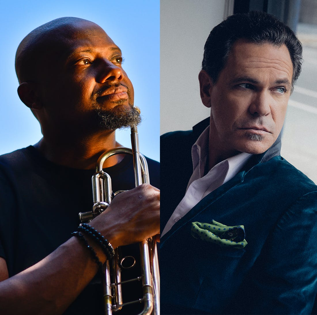 Sean Jones and Kurt Elling