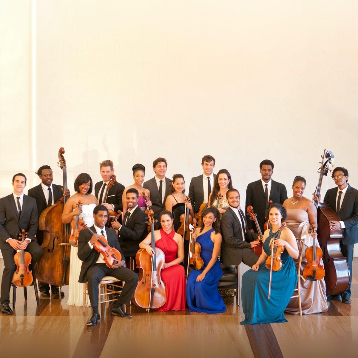 IMPORT Sphinx Virtuosi; Damien Sneed, Piano, at Carnegie Hall