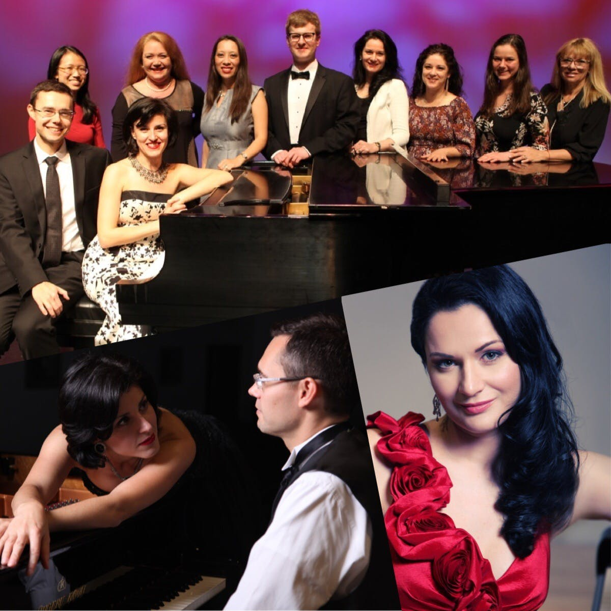 Houston International Music Academy Faculty Concert at Carnegie Hall