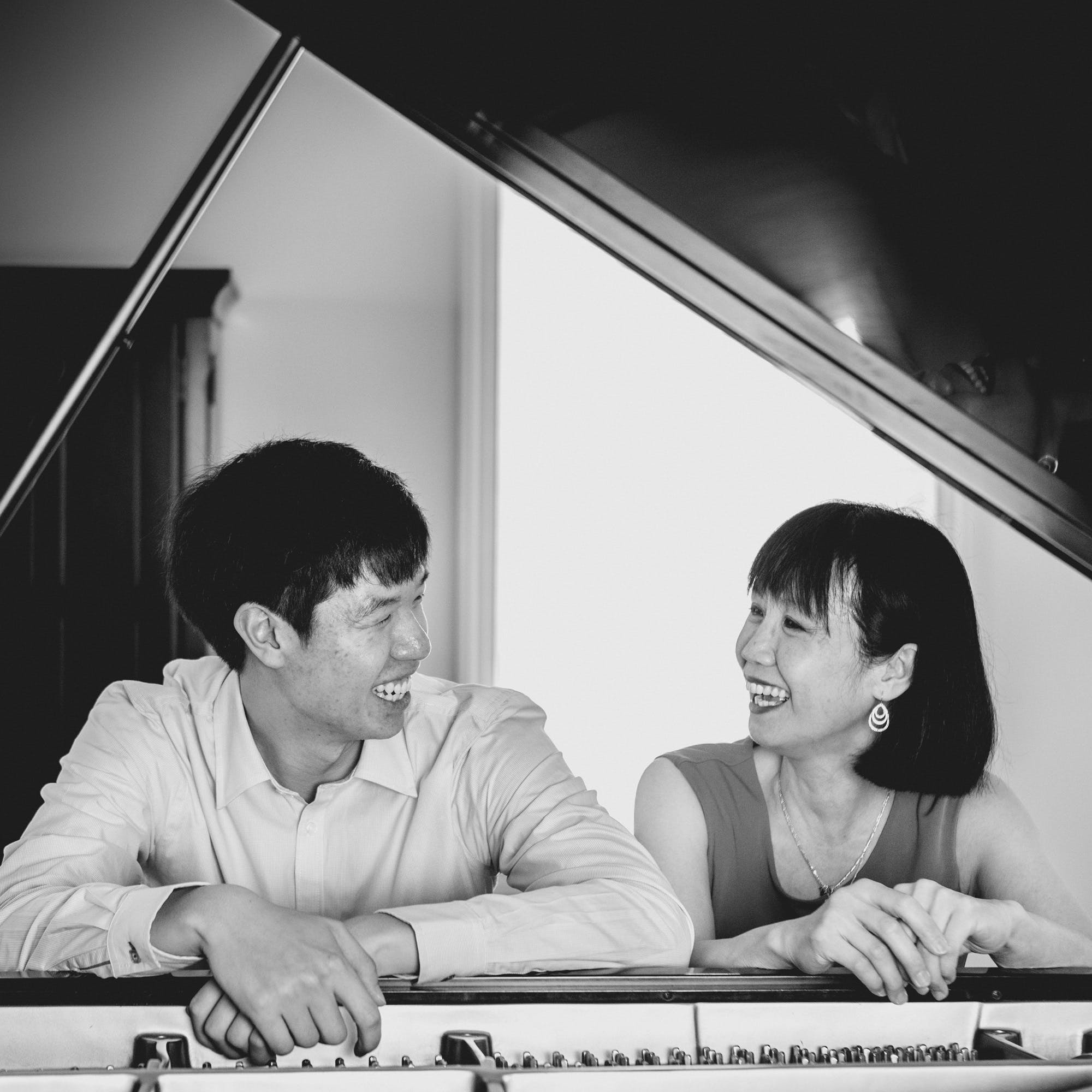 Michelle Chen Kuo and Christopher Kuo, Two-Piano Recital, at Carnegie Hall