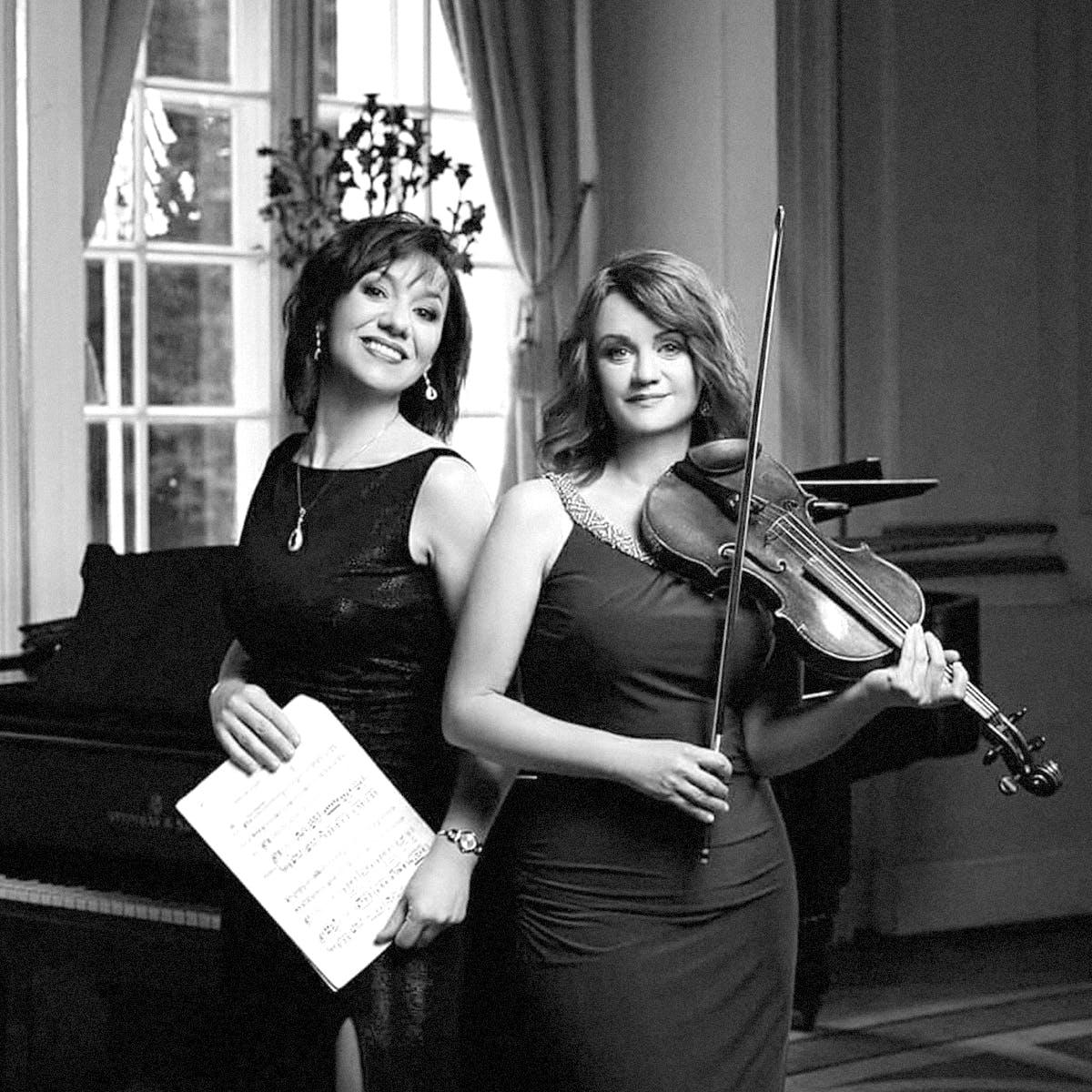 Polish Landscapes: Joanna Okoń, Violin; Katarzyna Glensk, Piano at Carnegie Hall