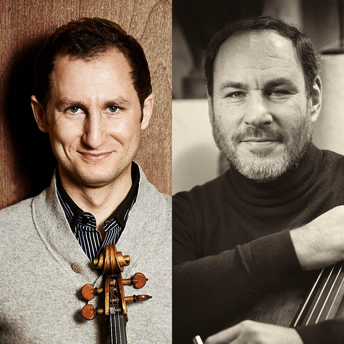 Carnegie Hall Calendar February 2020 Antoine Tamestit, Gary Hoffman   Feb 22, 2020 at 3 PM   Carnegie