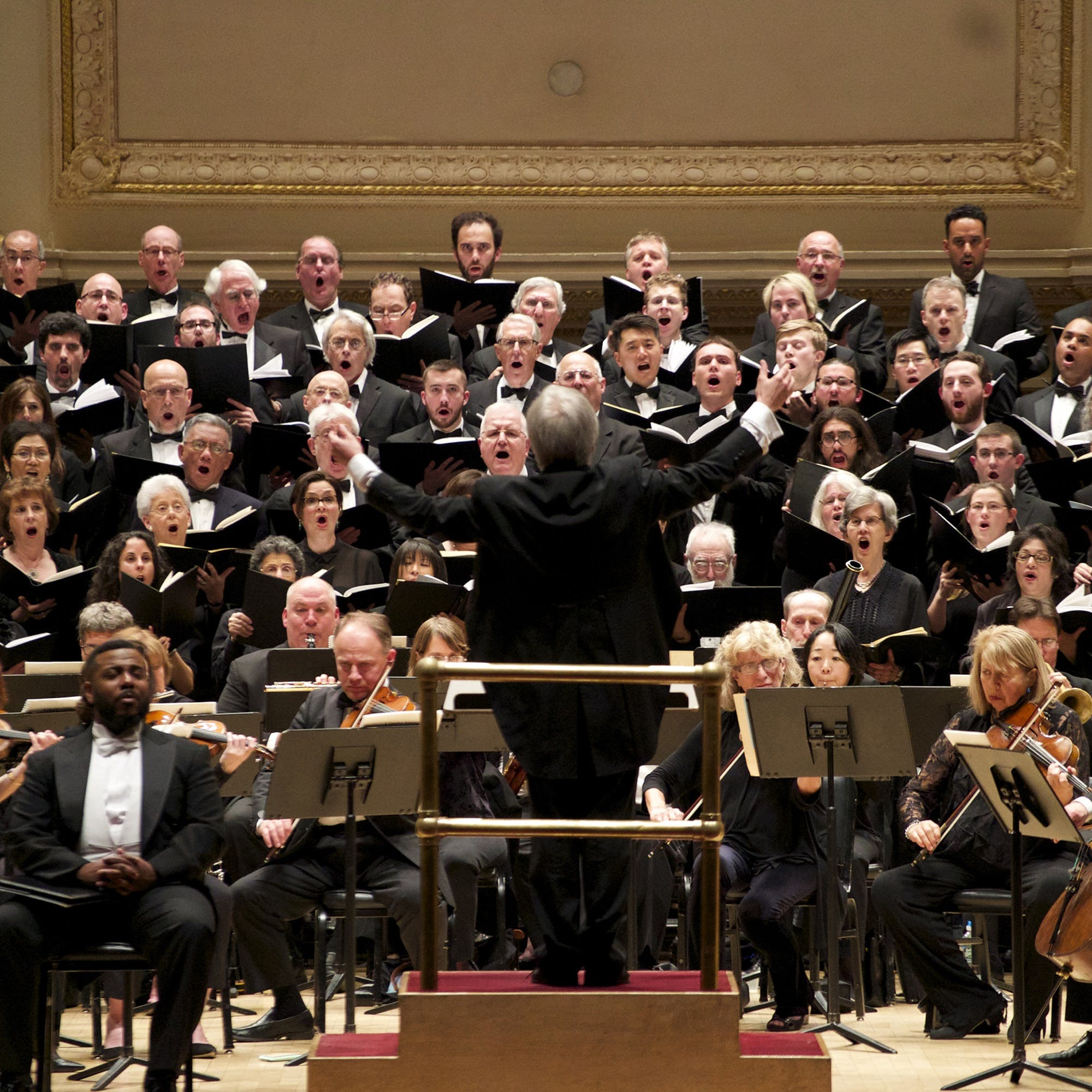The Cecilia Chorus of New York with Orchestra | Dec 14, 2019 at 8