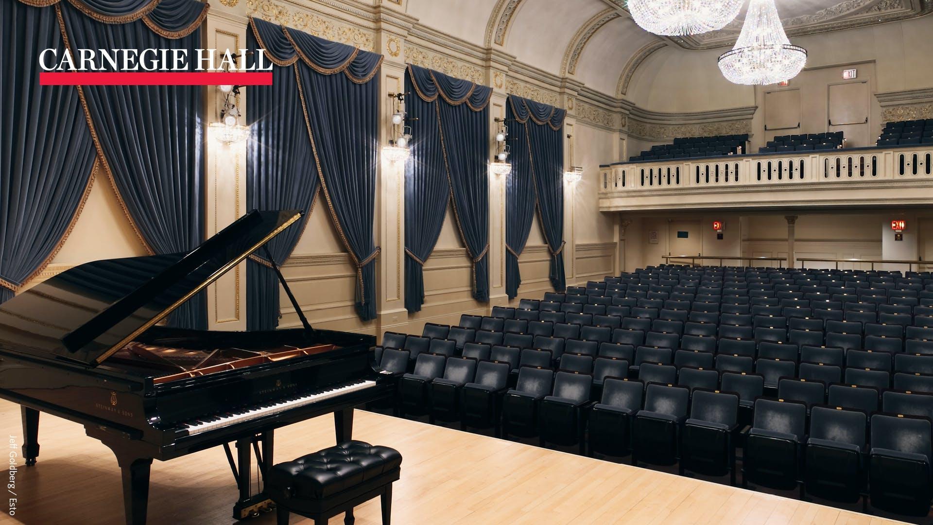 Work From Carnegie Hall Carnegie Hall