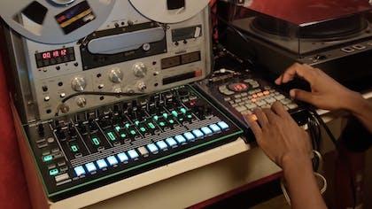 An audio sampler