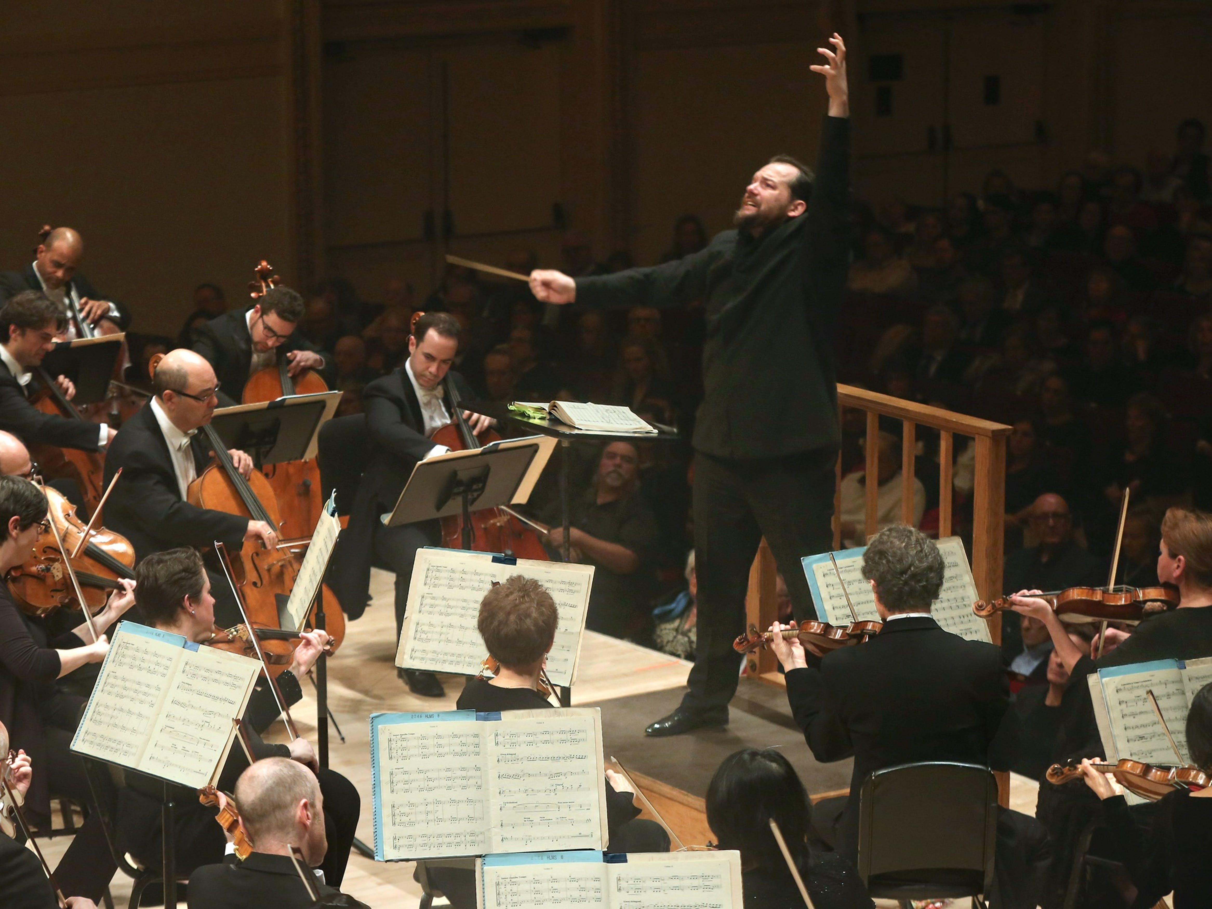 Boston Symphony Orchestra with Andris Nelsons
