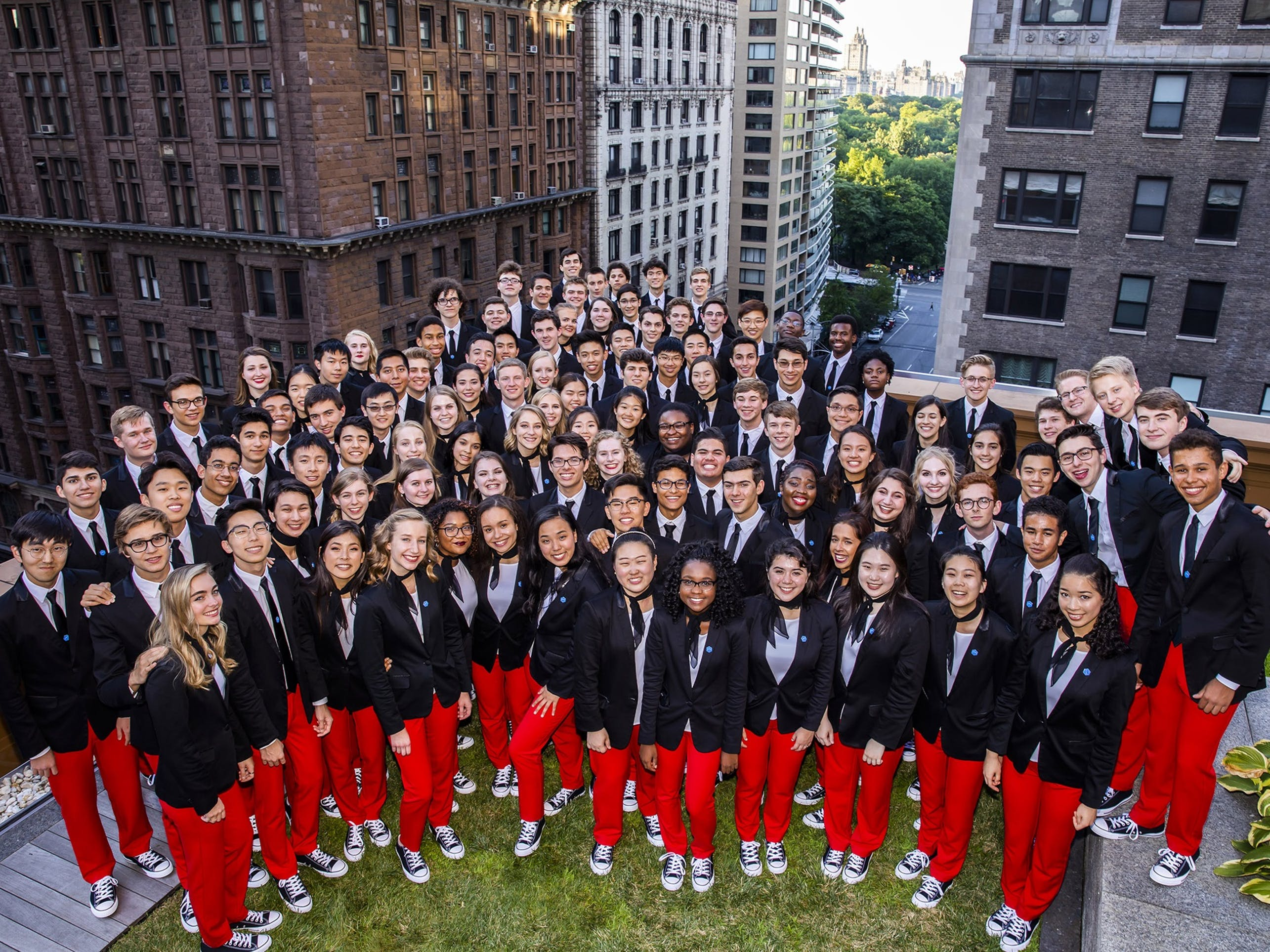 The National Youth Orchestra of the United States of America