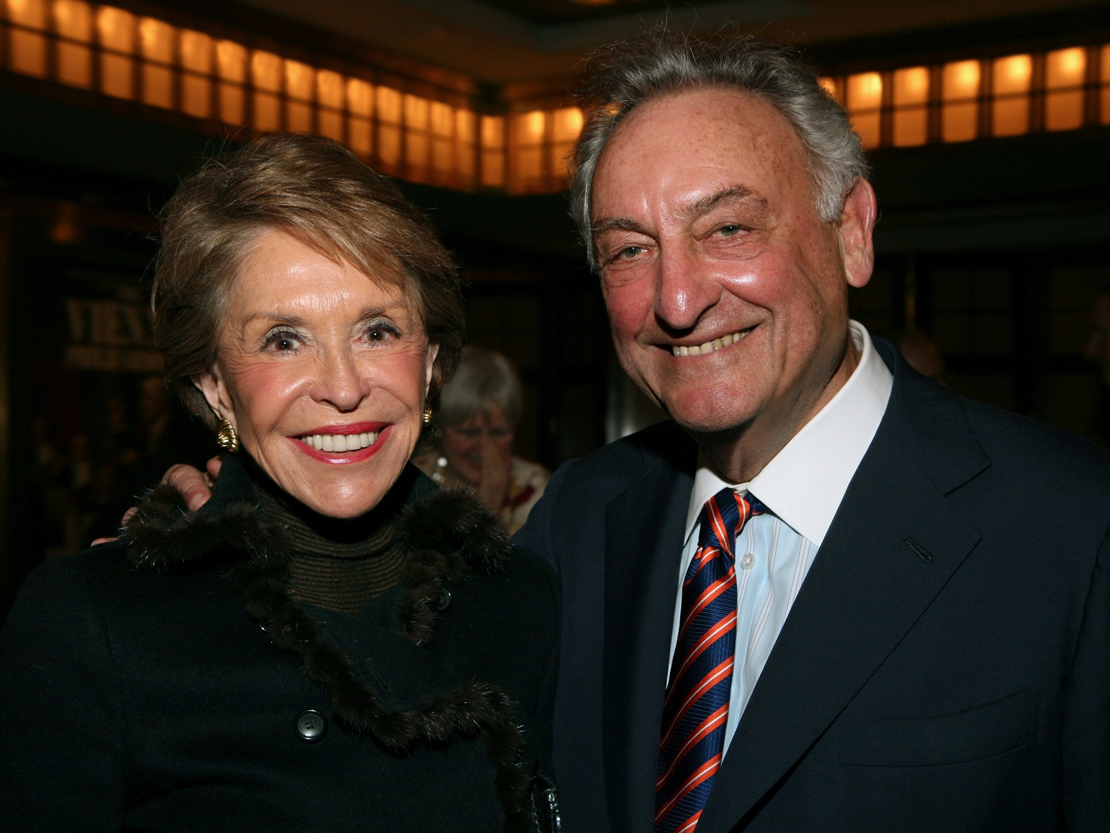 Sanford I. and Joan Weill