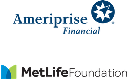 Ameriprise Financial and MetLife Foundation