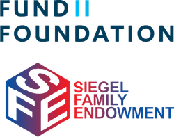 Fund II Foundation, Siegel Family Endowment