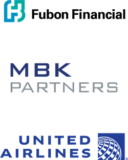 Fubon Financial, MBK Partners, United Airlines