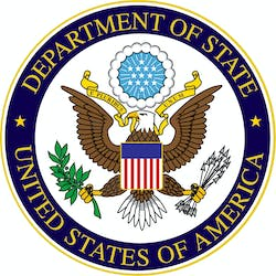 Department of State United States of America logo