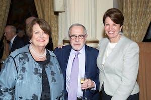 Sarah Billinghurst Solomon, Stephen Novick, and Judy Francis Zankel by Julie Skarratt