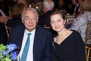 Assadour O. Tavitian and Elizabeth Eveillard by Julie Skarratt