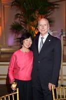 Pauline Yu and Daniel Rose by Julie Skarratt