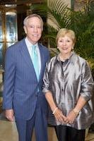 David and Patricia Jones by Julie Skarratt