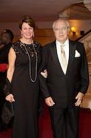 Judy Francis Zankel and Norman Benzaquen (Photo by Julie Skarratt)