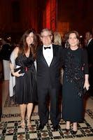 Joshua and Beth Nash with Ellen Cohen (Photo by Julie Skarratt)