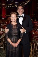 Lynn Nesbit and Fred Iseman (Photo by Julie Skarratt)