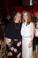 Veronica Bulgari and Winsome Brown (Photo by Julie Skarratt)
