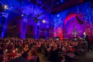 Gala Dinner at Cipriani 42nd Street (Photo by Chris Lee)