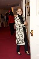 Annette de la Renta (Photo by Julie Skarratt)