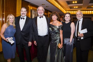 Roni Kaplowitz, Michael Liebowitz, S. Donald Sussman, Michelle Howland, Heather Garson, Jeffrey Kittay. Photography by Chris Lee.