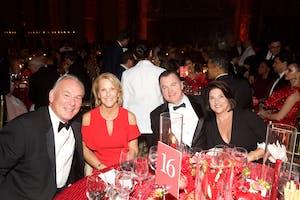 Dennis M. Nally, Karen Nally, Brendan Dougher, Marianne Dougher. Photography by Julie Skarratt.