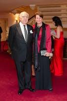 Norman Benzaquen and Judy Francis Zankel
