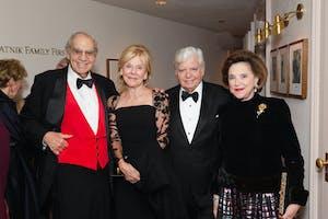 Richard A. Debs, Cynthia D. and Thomas P. Sculco, and Marina Kellen French