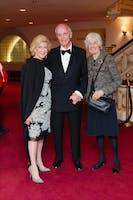 Paula Root, Lester S. Morse Jr., and Dinny Morse