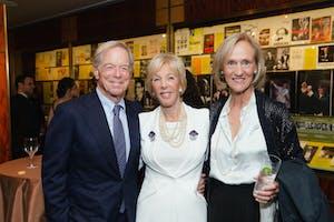 John Eastman, Kathryn Steinberg, and Jodie Eastman
