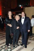 Ann Riina, Linda J. Wachner, and Howard Riina