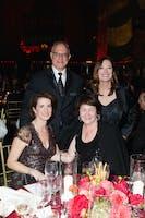 Erica Kasel, Ron Schinik, Donna Faircloth, and Annette Mathieu