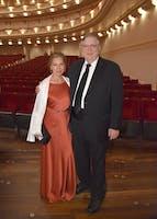 Karen Mehiel and Charles B. Ortner by Annie Watt